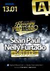 Klasyczny Piątunio - BATTLE - Sean Paul vs Nelly Furtado