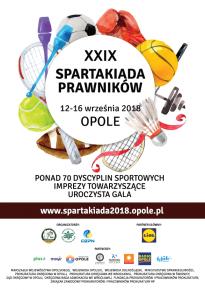 XXIX Spartakiada Prawników w Opolu