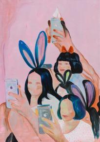 Wernisaż wystawy Alex Urban, Smoła