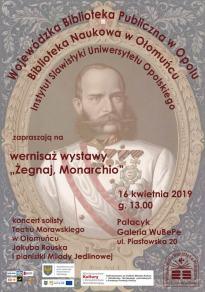 "Wernisaż wystawy ""Żegnaj Monarchio"""