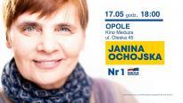 """Pokaz filmu """"Janka"""" i Spotkanie Otwarte z Janiną Ochojską"""